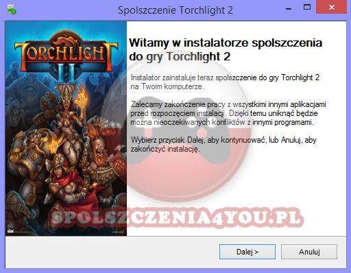 Torchlight 2 spolszczenie chomikuj