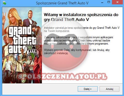 Grand Theft Auto V spolszczenie pobierz
