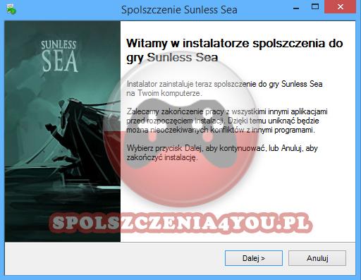 Sunless Sea spolszczenie pobierz