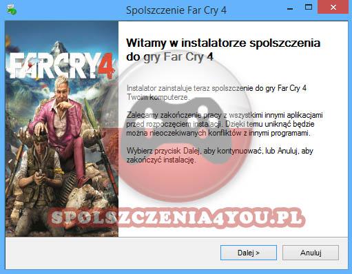Far Cry 4 spolszczenie pobierz