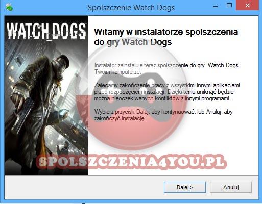 Watch Dogs spolszczenie pobierz