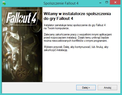 Fallout 4 spolszczenie pobierz