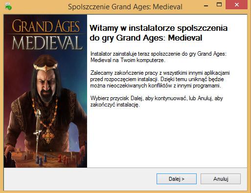 Grand Ages Medieval spolszczenie