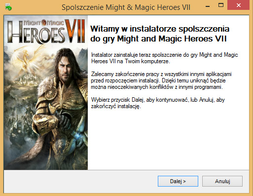 Might & Magic Heroes VII spolszczenie