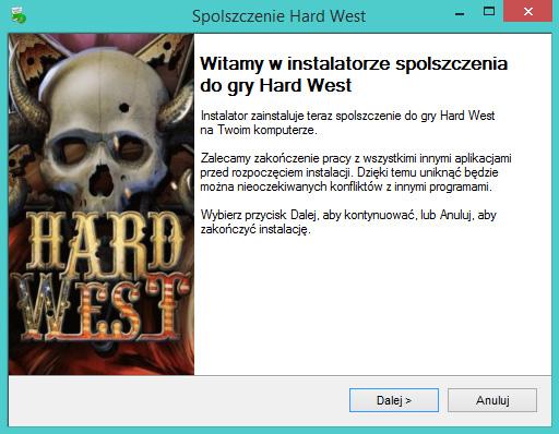 Hard West spolszczenie