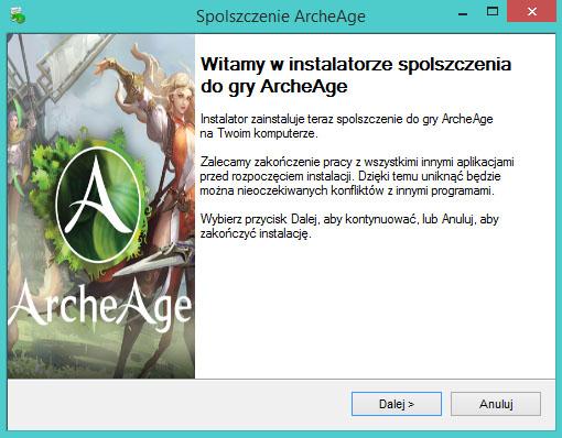 ArcheAge spolszczenie