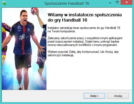 Handball 16 spolszczenie