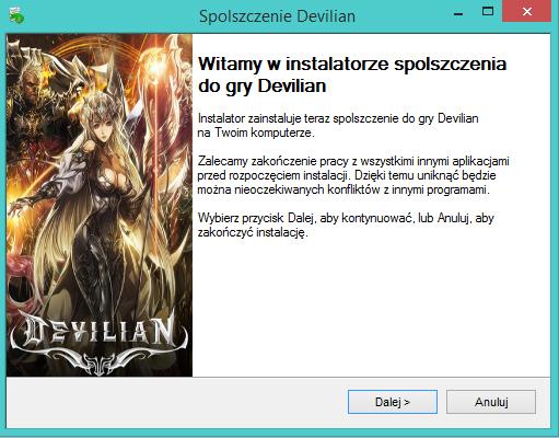 Devilian spolszczenie
