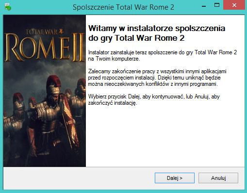 Total War Rome 2 spolszczenie
