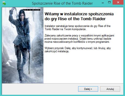 Rise of the Tomb Raider pełna wersja
