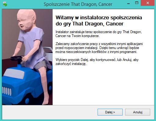 That Dragon, Cancer spolszczenie