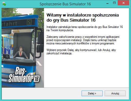 Bus Simulator 16 spolszczenie