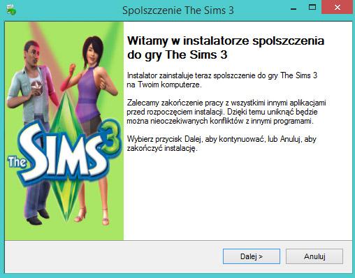 The Sims 3 spolszczenie
