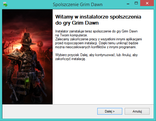 Grim Dawn spolszczenie