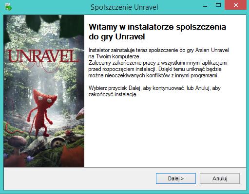 Unravel Polska Wersja