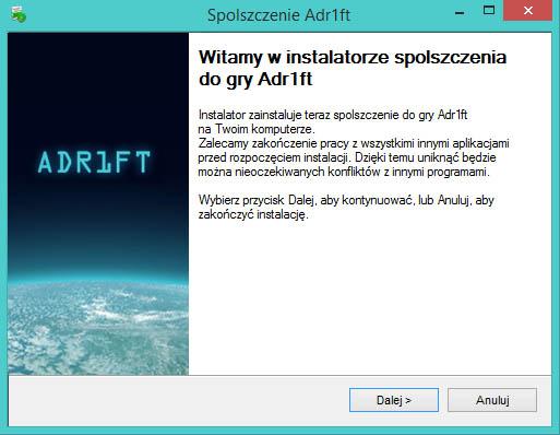Adr1ft Spolszczenie