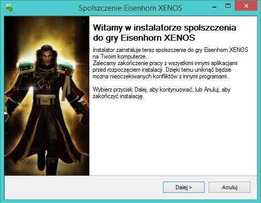 Eisenhorn XENOS spolszczenie