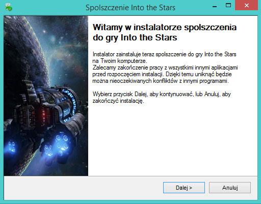 Into the Stars spolszczenie
