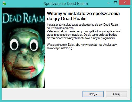 Dead Realm spolszczenie