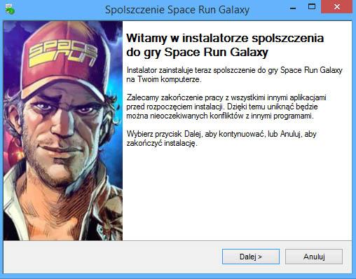 Space Run Galaxy spolszczenie
