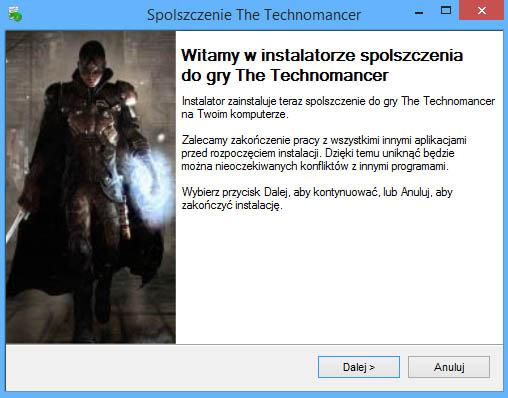 The Technomancer spolszczenie