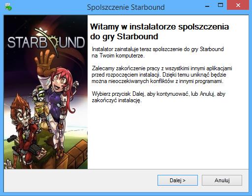 Starbound Spolszczenie