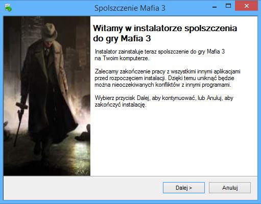 Mafia 3 Spolszczenie