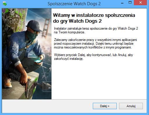 Watch Dogs 2 spolszczenie