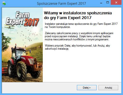 Farm Expert 2017 spolszczenie