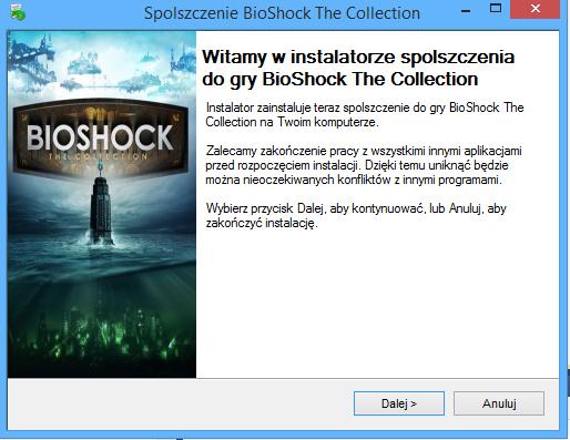 BioShock The Collection spolszczenie