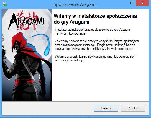 Aragami spolszczenie