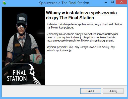 The Final Station spolszczenie