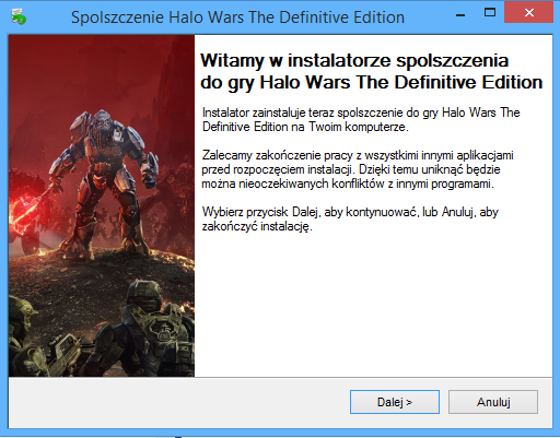 Halo Wars The Definitive Edition spolszczenie