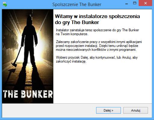 The Bunker spolszczenie
