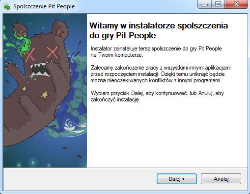 Pit People spolszczenie