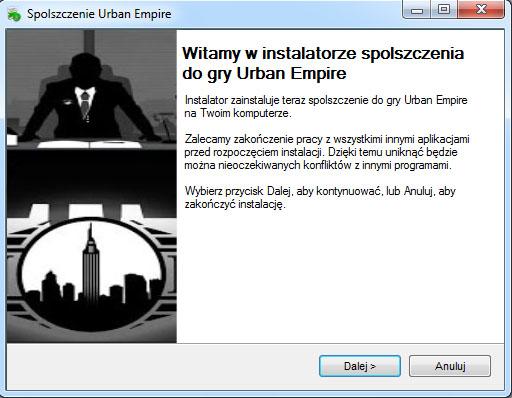 Urban Empire spolszczenie