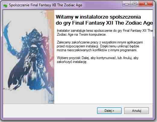Final Fantasy XII The Zodiac Age spolszczenie