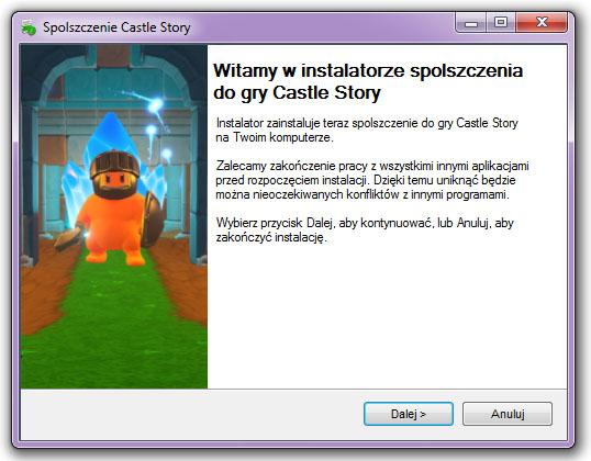 Castle Story Spolszczenie