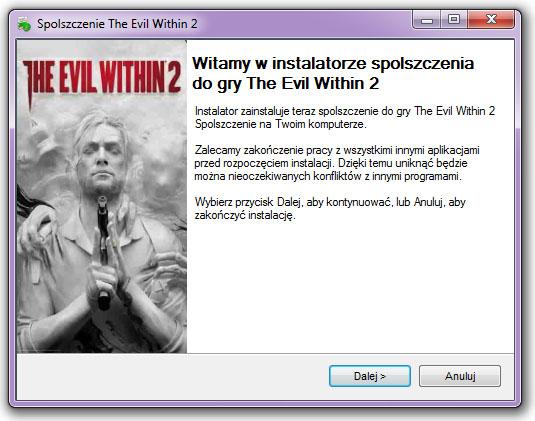 The Evil Within 2 Spolszczenie