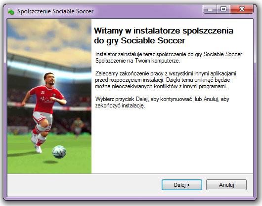 Sociable Soccer Spolszczenie