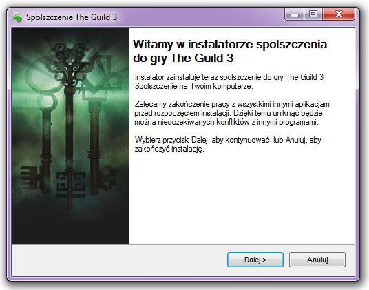 The Guild 3 Spolszczenie