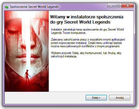 Secret World Legends spolszczenie