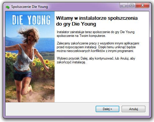 Die Young Spolszczenie