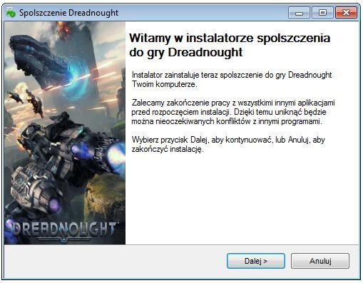 Dreadnought spolszczenie
