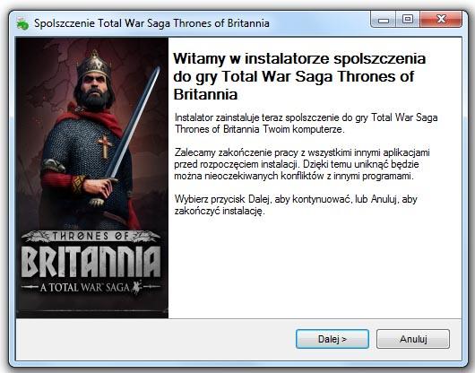 Total War Saga Thrones of Britannia chomikuj