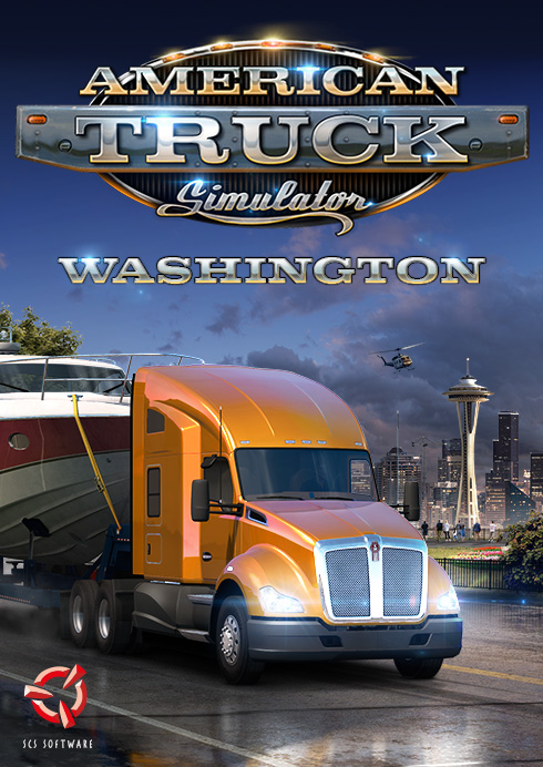 American Truck Simulator Washington download