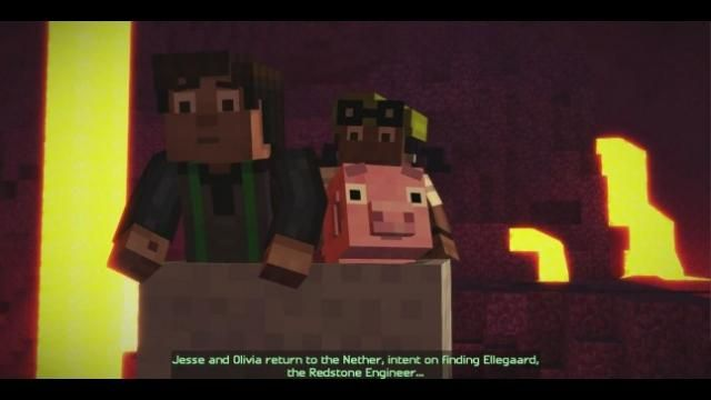 download free Minecraft Story Mode