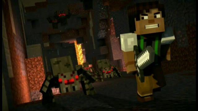 Minecraft Story Mode torrent