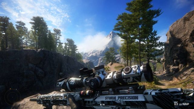 pobierz chomikuj Sniper Ghost Warrior Contracts