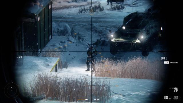 Sniper Ghost Warrior Contracts torrent